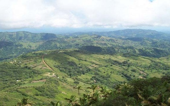 Geólogos Academia evalúan daños Minera Pico Diego de Ocampo