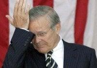 Asegura fue error querer imponer democracia en Irak