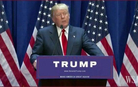 Abraham Lincoln Advirtió sobre el Ascenso de Donald Trump