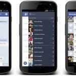 Facebook Messenger alcanza las mil millones de descargas