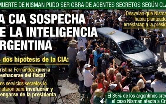 Investigadores recurren a Google y Yahoo asesinato fiscal Alberto Nisman