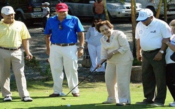 XI Torneo de Golf Asociación Dominicana de Rehabilitación