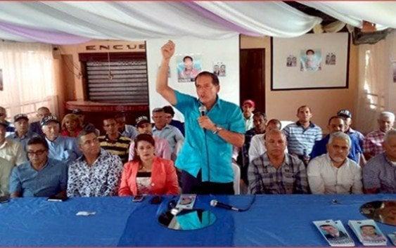Juan José Encarnación aspirará a Senaduría