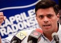 Mensaje del líder opositor Leopoldo López a propósito de la «Constituyente» de Maduro; Vídeo