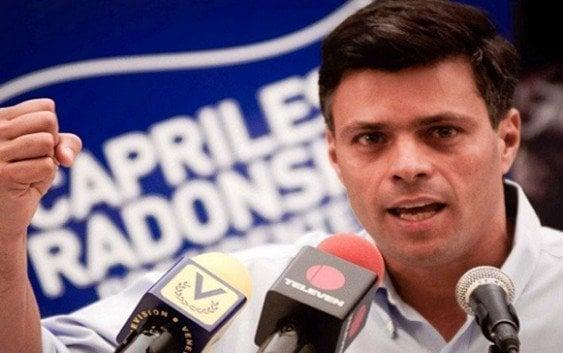 Venezuela se plantea liberación Leopoldo López como guiño