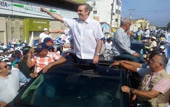 Multitudinaria la Gran Marcha Caravana por la «Democracia y la Alternabilidad»