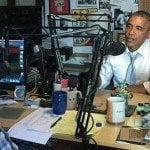 La palabra prohibida que Obama utilizó en una entrevista