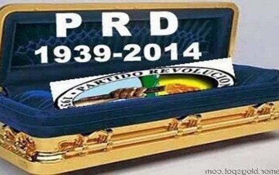 Al ritmo de #Dimelo Miguel Vargas entierra al PRD