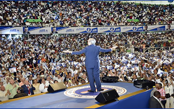 Abinader hace llamado a la concertación política y social pora lograr cambio