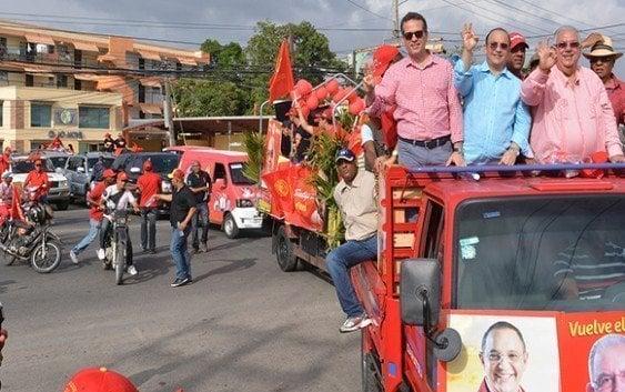 Dice el PRSC ya tiene asegurada plaza electoral de Santiago
