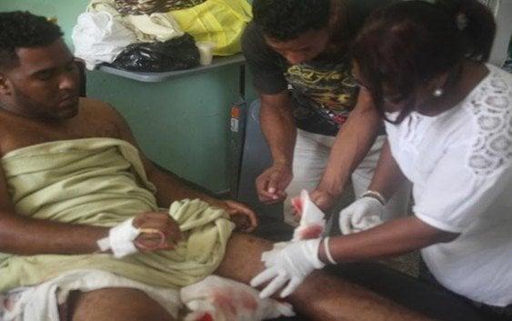 PN aclara incidente donde salió herido Romer Ayala