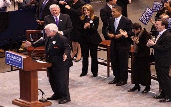Obama insta Senado seguir ejemplo de Edward Kennedy