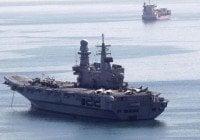 Unión Europea recurre a flota militar para combatir inmigración