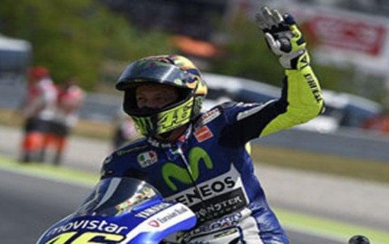 Valentino Rossi sabe que «no va a ser fácil» mantener el liderato