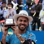 Estrella logra derrotar a Becker en Wimbledon
