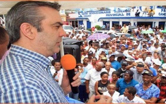 Abinader acusa Danilo no rendir cuentas ni entregar 5% oro a Cotuí