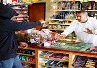 Fusilenlo, por favor; PN identifica un delincuente de Farmacia Pujols; Vídeo