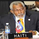 Embajador haitiano culpa gobierno de su pais