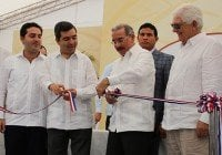 Presidente asiste inauguración Hacienda Ambrosía