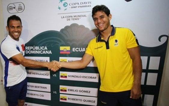 Argentina y Serbia; Dominicana y Ecuador hoy en Copa Dervis
