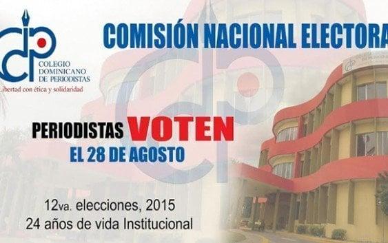CDP abre proceso electoral periodo 2015-2017