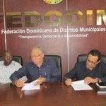 Fedodim y Centro Desarrollo firman acuerdo