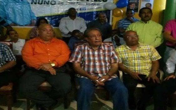 Fello afirma es el candidato oficial del PRM