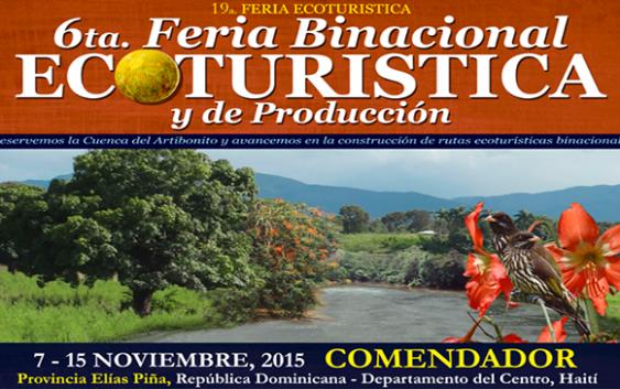 Continúan preparativos Feria ecoturística frontera dominico-haitiana