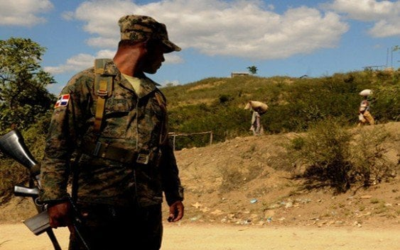La frontera dominico-haitiana