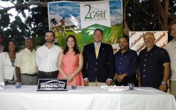 Anuncian Segunda Copa de Golf Doctor José Hazim Azar