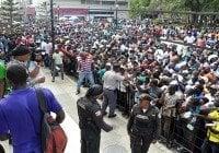 Que declaren los haitianos refugiados internacionales