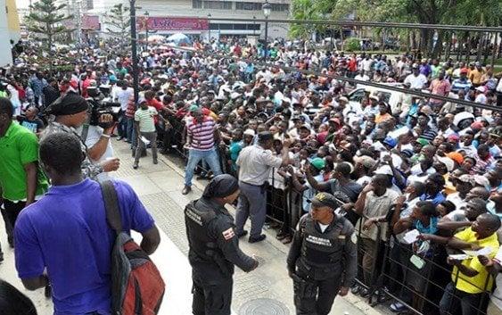 Partidos tradicionales llevan en su agenda la haitianización del país