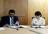 Japón dona US$3.0 millones a República Dominicana