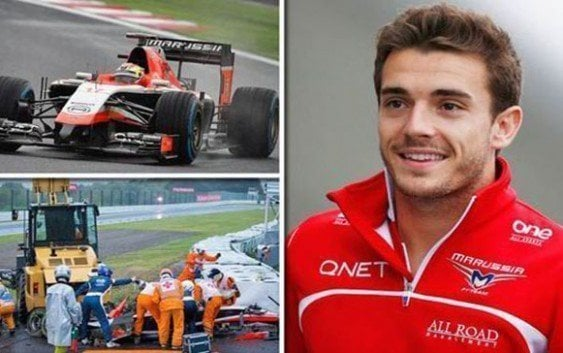 Muere piloto Formula Uno tras accidente