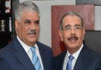 Vargas representa presidente Medina en juramentación presidente Ortega
