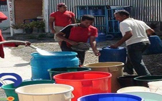 Piden estado de emergencia por crisis de agua en Ocoa