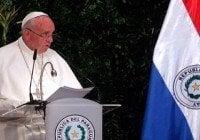 Papa Francisco exalta papel de la mujer en Paraguay