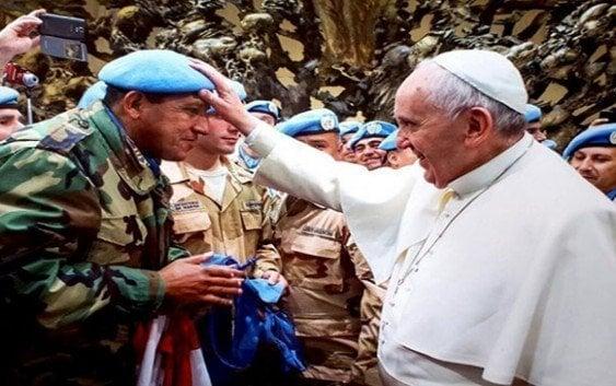 Papa Francisco; La corrupción es como la gangrena de un pueblo