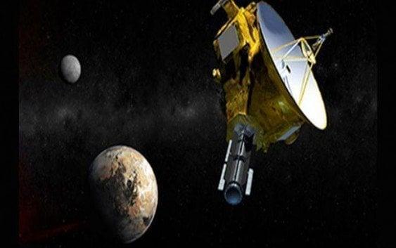 Científicos hacían a Plutón mas pequeño