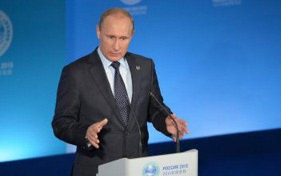 Putin: Terroristas tienen planes para La Meca, Medina, Jerusalén, Europa y Rusia