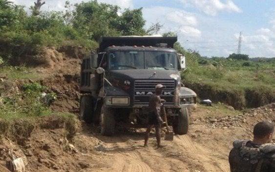 Medio Ambiente suspende extracción agregado Río Haina