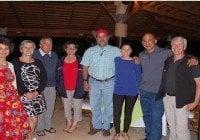 Comisión Senderista de Francia visitan Barahona