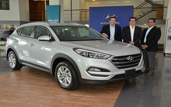 Nueva Hyundai Tucson 2016