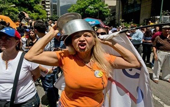 Canasta familiar Venezuela creció 163,6 % en un año