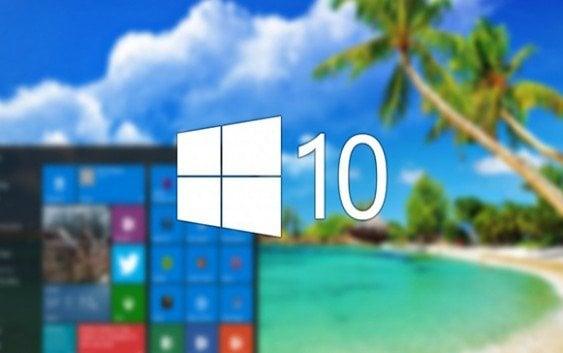 Windows 10, ¿qué hay de nuevo?. Primera parte