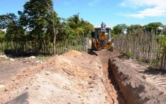 Inician trabajos reconexión acueducto viejo en Cabral