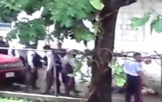 Video muestra lo que parece ser ajusticiamiento por policias en Venezuela