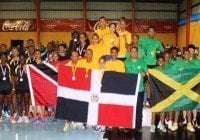 Jamaica y República Dominicana campeones badminton