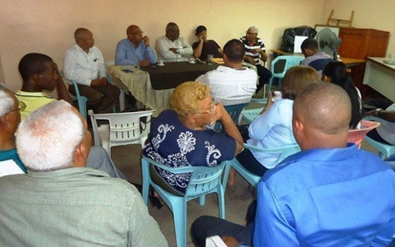 BIS realiza asamblea en provincia Santo Domingo