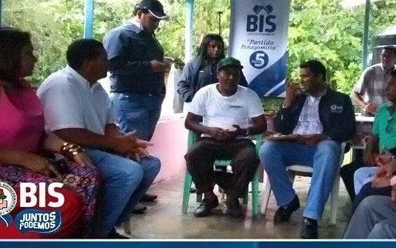 Peña Tavarez se reune con dirigentes del BIS de SDN